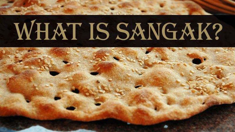 What is Sangak?